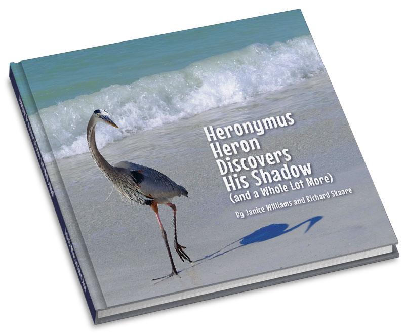 Heronymus Heron Discovers His Shadow Book